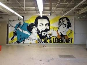 Gateway Mural Larry Ciarallo